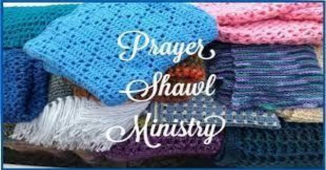 Prayer Shawl Ministry at Comox United Church image