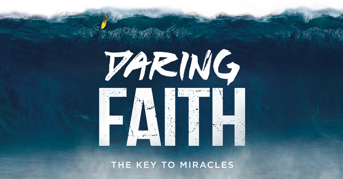 Daring Faith Giving Opportunity image