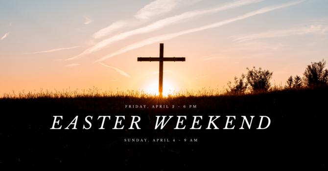 Easter Weekend image