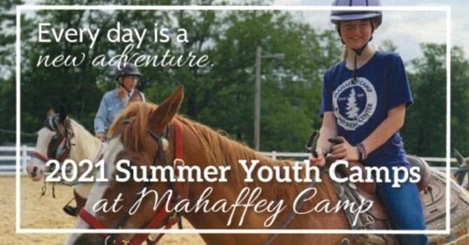 Mahaffey Youth Camp Registration image