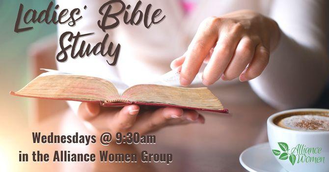 Ladies' Wednesday Bible Study!