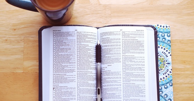 How Do I Read The Bible?