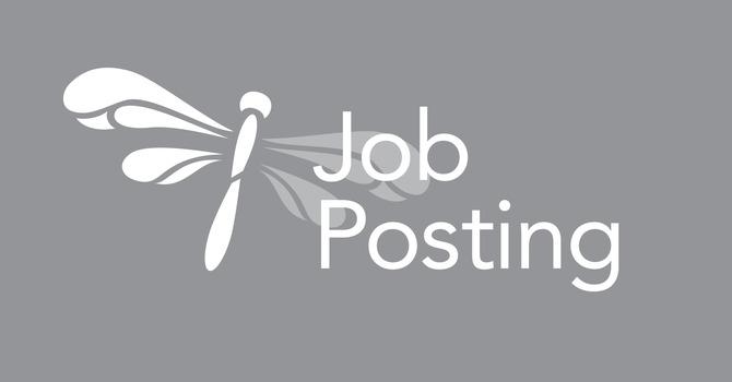 Job Posting: Incumbent image