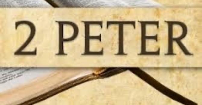2 Peter 2 - Pastor Frances Allen