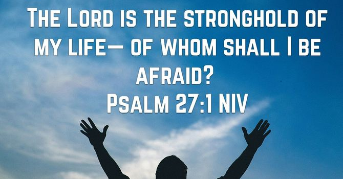 Standing Firm - The Lord is my Light image