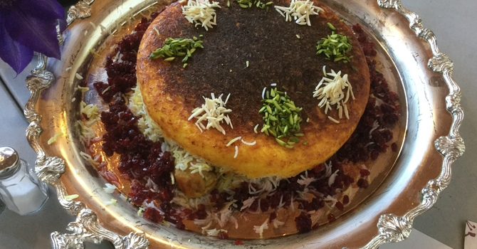 Janis' Kitchen - Tah Chin , Persian Traditional Food  image