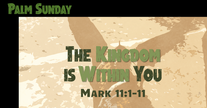 The Kingdom is Within You