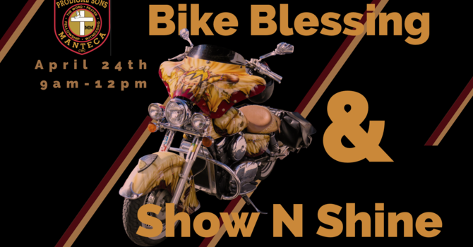 Bike Blessing and Show N Shine