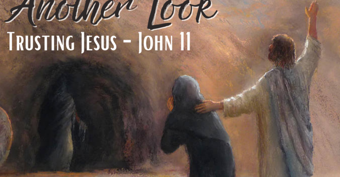 Another Look - Trusting Jesus image