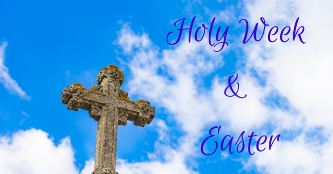 Holy Week Resources image