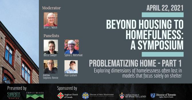 Beyond Housing to Homefulness