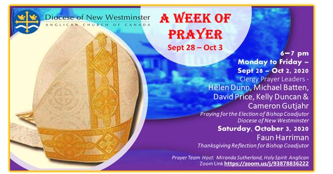 A Week of Prayer