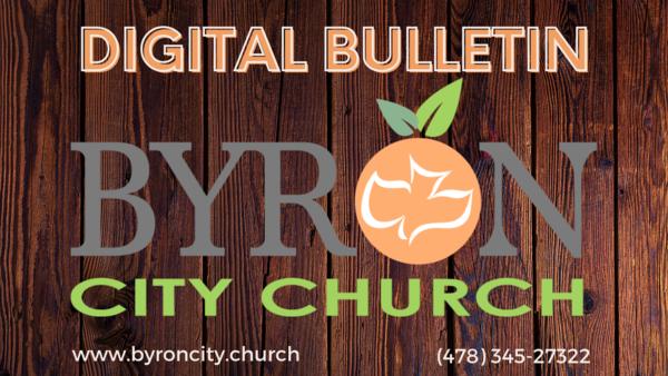 Byron City Church