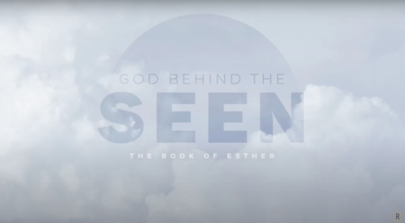 God Behind the Seen