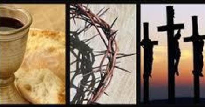 Daily Prayer for Holy Week