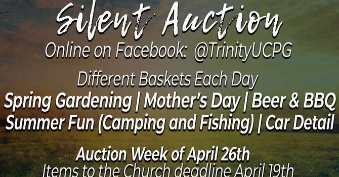 Spring Silent Auction