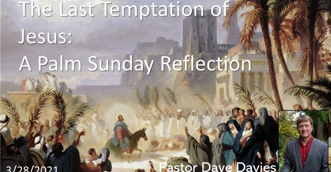 The Last Temptation of Jesus