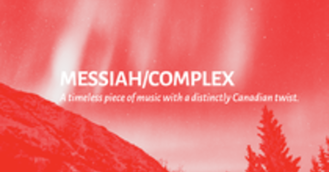 Messiah/Complex is BACK for Easter image