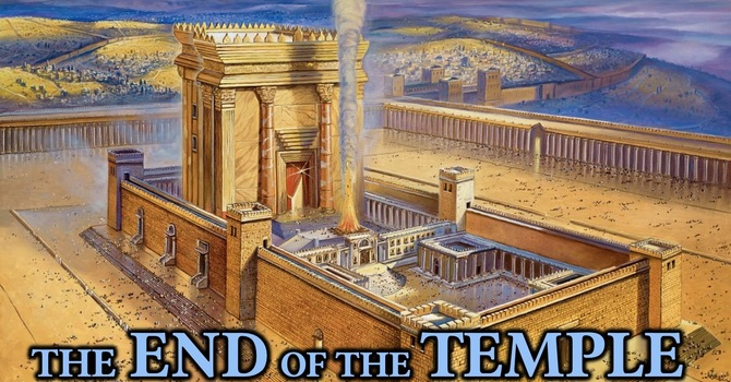 The End of the Temple