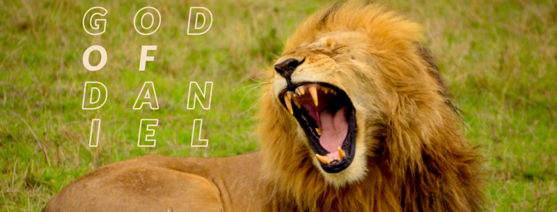 """6 - """"Daniel and the Lions' Den"""""""