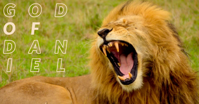 "6 - ""Daniel and the Lions' Den"""