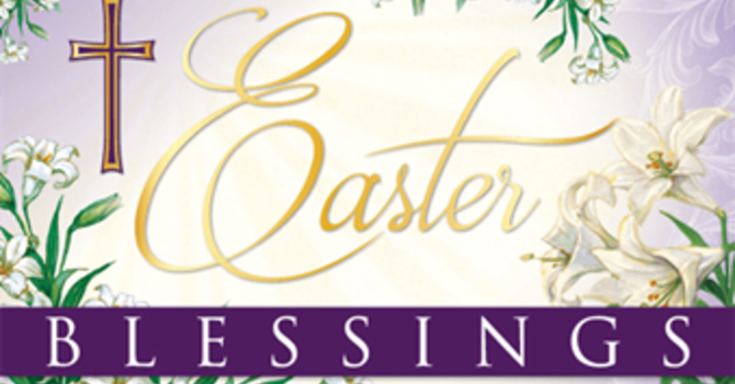 Easter letter from Shelagh image