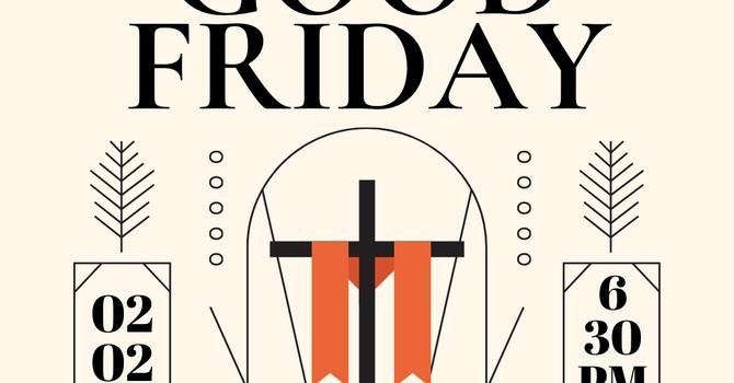 Virtual Good Friday Service image