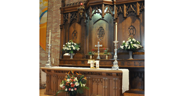 Easter Sunday Service at All Saints' Cathedral