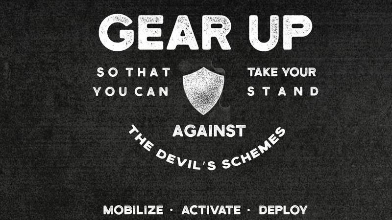 #Gear Up