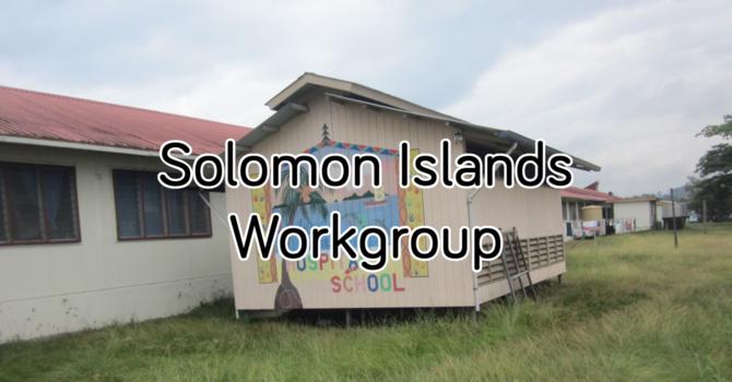 Solomon Islands Workgroup