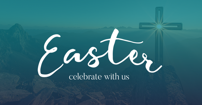 Worship Service  for April 1, 2021 - IN PERSON and ONLINE image
