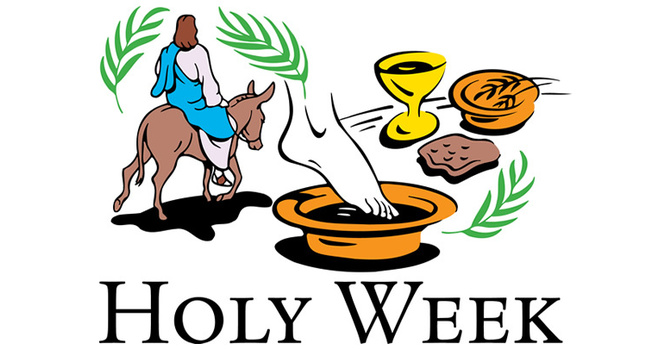 Easter Week Services image