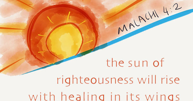 A Service of Prayer and Word with reflections on Healing