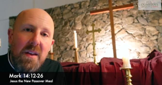 Reflection: Holy Week 2021, Tuesday image