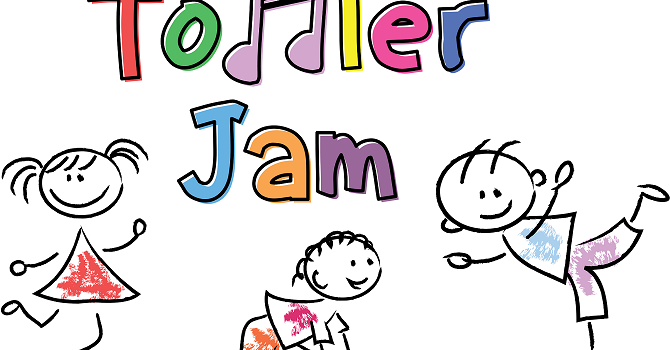 Toddler Jam Term 2 Registrations Open image