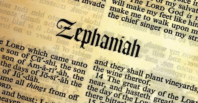 Zephaniah & Haggai