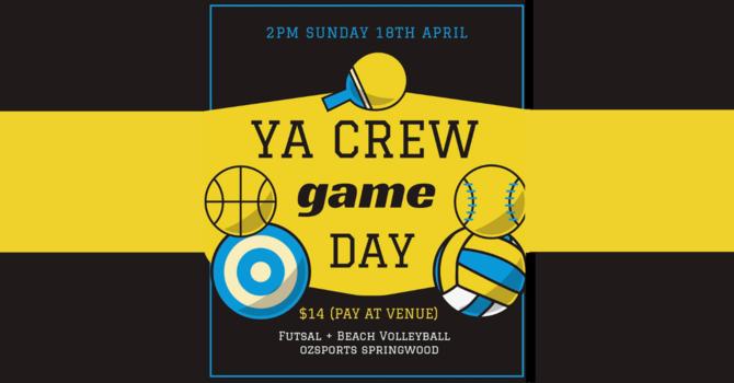 YA Crew Game Day
