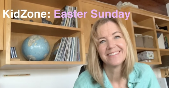KidZone: Easter Sunday image