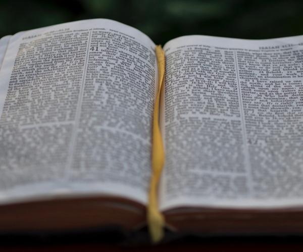 Bible Reading Marathon in Holy Week