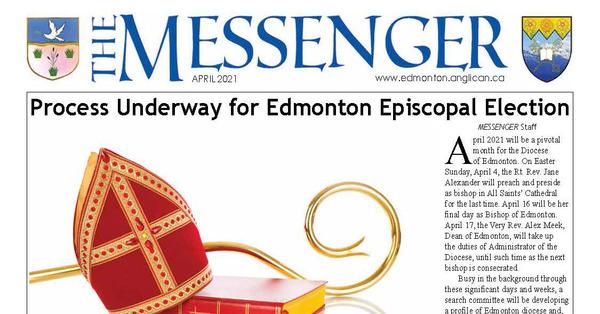 The Messenger April 2021