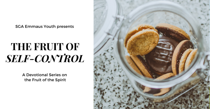 Self Control: Investing in Your Spiritual Life