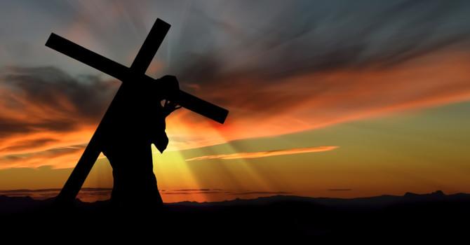Good Friday Online Worship image