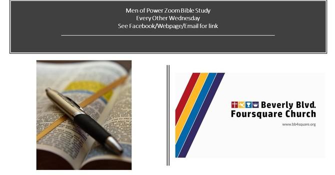 Men of Power Bible Study