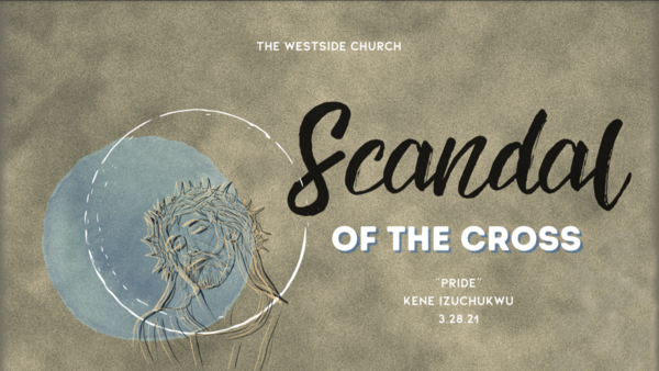 Scandal of the Cross