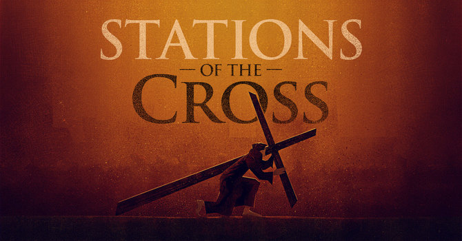 Stations of the Cross Service is Now Posted image
