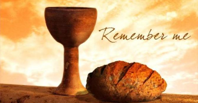 Bulletin: Maundy Thursday image