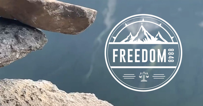 Join the Climb with Freedom 8848 image