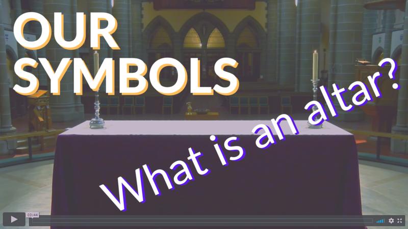 Our Symbols: The Altar