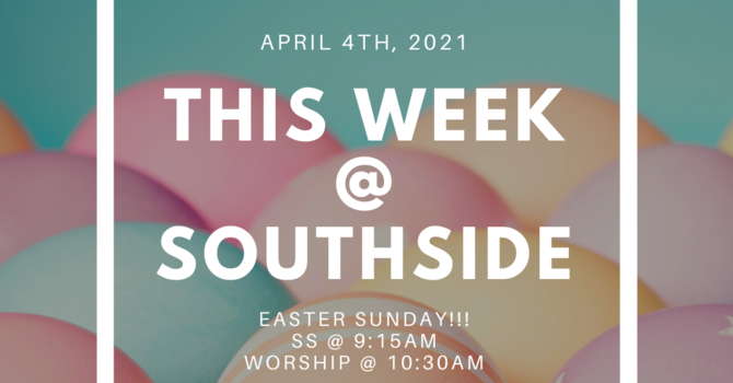 This Week at Southside (4.4.21) image