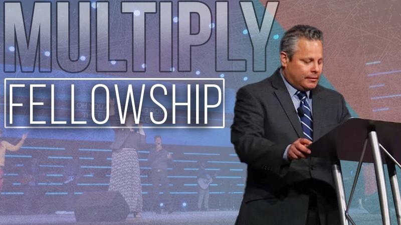 Fellowship   Pastor Tim Zuniga
